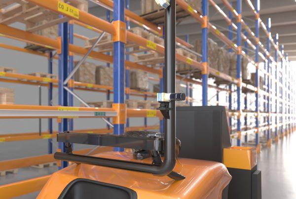 Chariot installation caméras M-cador