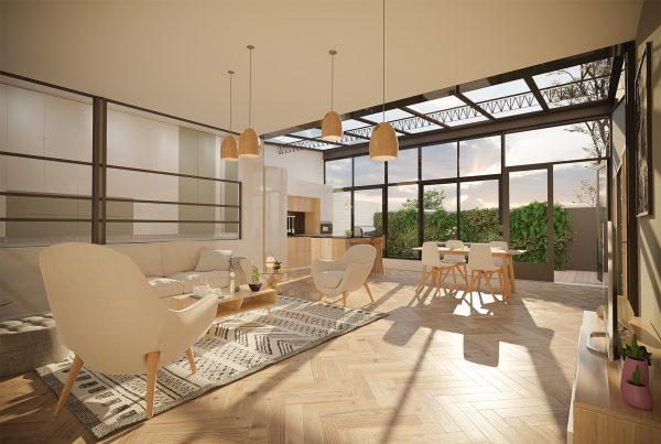 Studio Ivry sur Seine Agence Architecture 19P